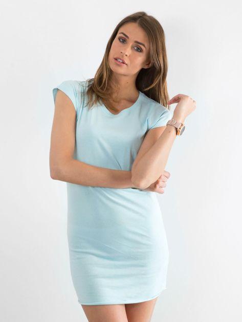 Jasnoniebieska sukienka Limousine                              zdj.                              1