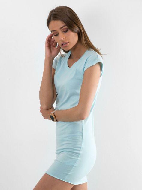Jasnoniebieska sukienka Limousine                              zdj.                              3