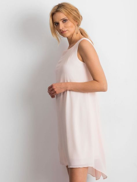 Jasnoróżowa sukienka Starlight                              zdj.                              3