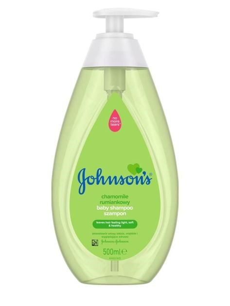 Johnson's Baby Chamomile Szampon rumiankowy dla dzieci 500 ml
