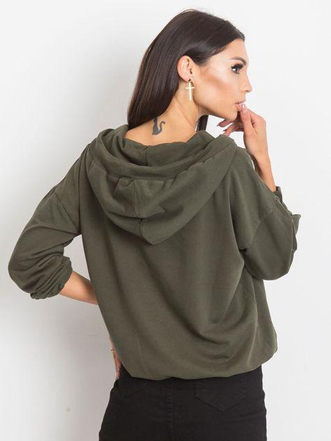 Khaki bluza Kimmie                              zdj.                              2