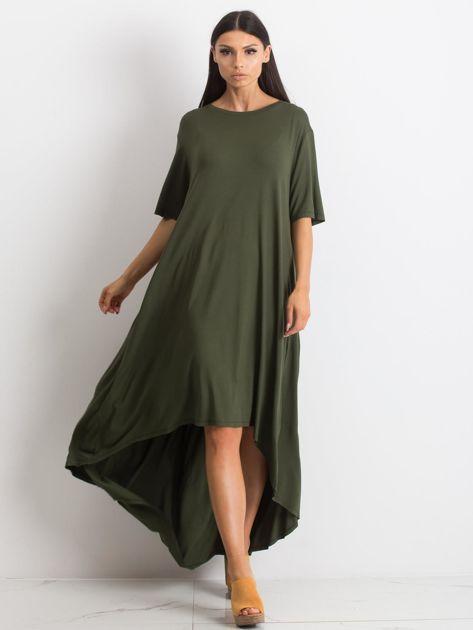Khaki sukienka Mountaineering                              zdj.                              4