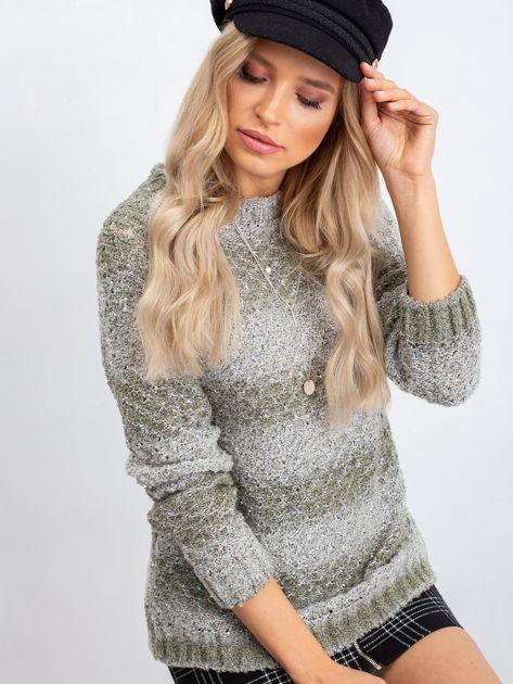 Khaki sweter Broadway                              zdj.                              6