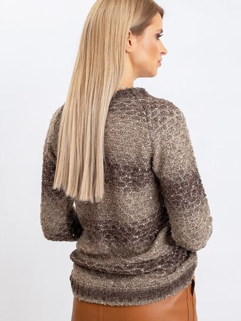 Khaki sweter Loop                              zdj.                              2