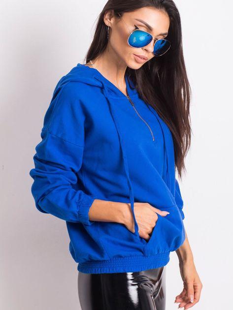 Kobaltowa bluza Kimmie                              zdj.                              3