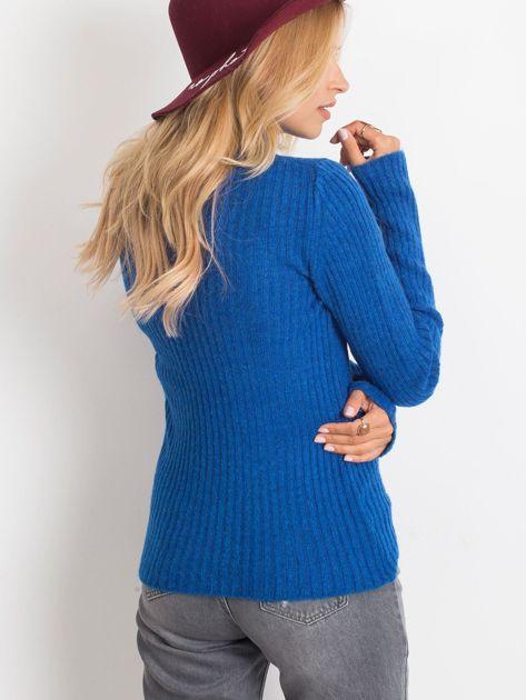 Kobaltowy sweter Milo                              zdj.                              2