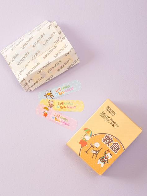 Kolorowe plasterki dla dzieci                              zdj.                              6