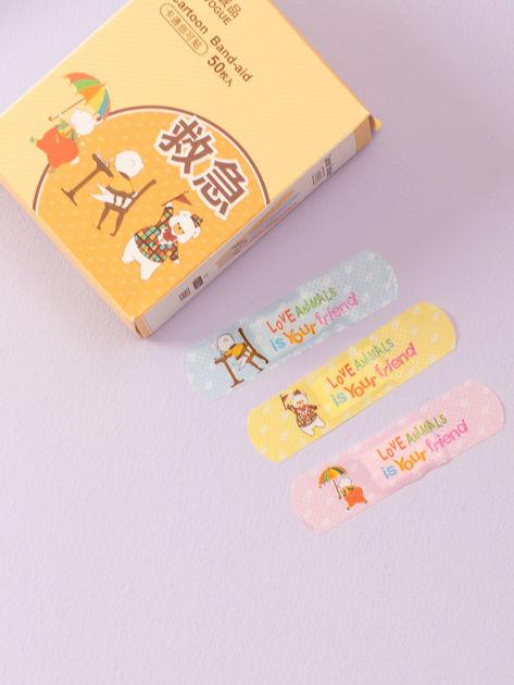 Kolorowe plasterki dla dzieci                              zdj.                              2