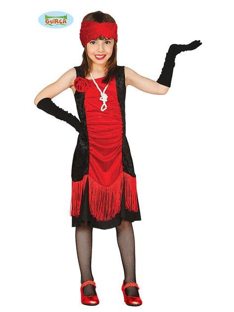 Kostium dla dziewczynki w klimacie retro                              zdj.                              1