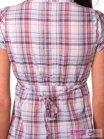 Koszula w kratkę                                  zdj.                                  4