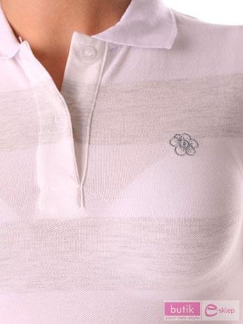 Koszulka w paski                                  zdj.                                  2