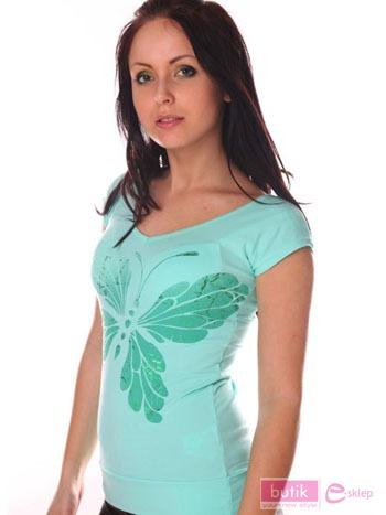 Koszulka z nadrukiem                                  zdj.                                  3
