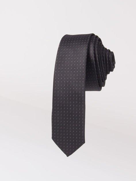 Krawat męski we wzory wielokolorowy                              zdj.                              6