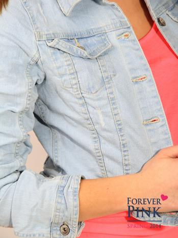 Kurtka jeansowa                                  zdj.                                  6