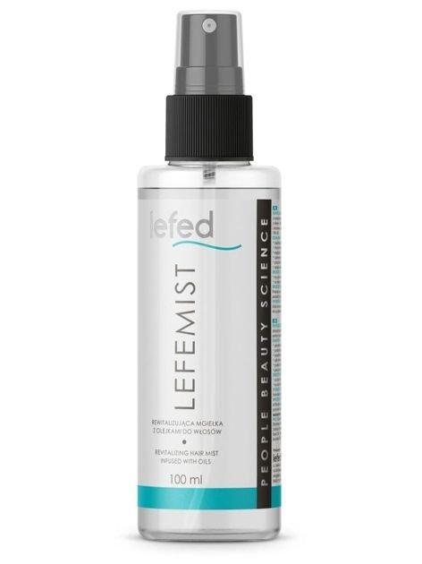 LEFEMIST Ultralekka rewitalizująca mgiełka do włosów z olejkami 100 ml                              zdj.                              1