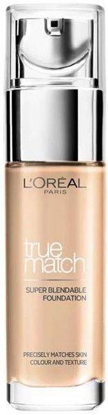 L'Oreal Podkład True Match N1 Nude Ivory 30 ml                              zdj.                              1