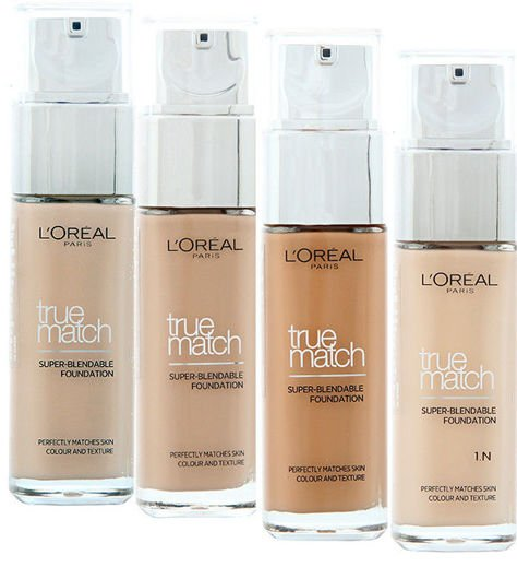L'Oreal Podkład True Match W3 Golden Beige 30 ml                              zdj.                              3