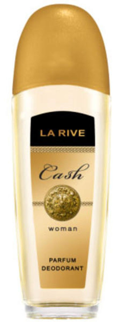 "La Rive for Woman Cash dezodorant w atomizerze 75ml"""
