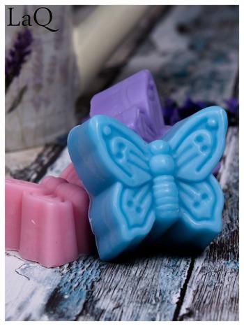LaQ Mydełko Motylek - niebieski / Zapach - wata cukrowa BEZ SLS i SLES                                  zdj.                                  1