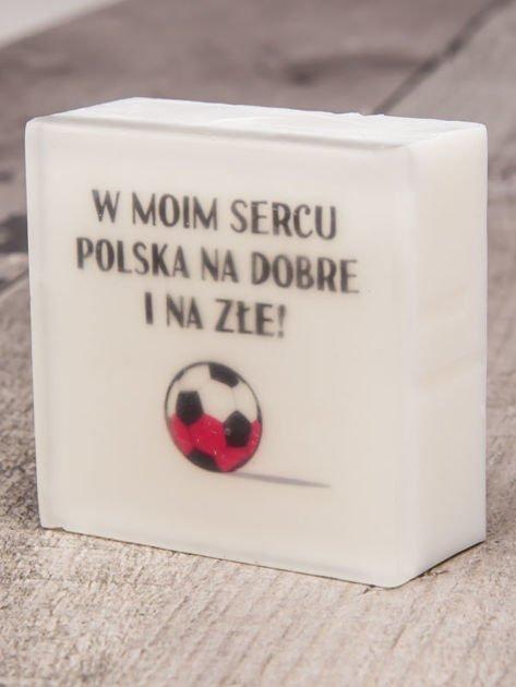 LaQ Mydełko W MOIM SERCU POLSKA.... bez SLS i SLES                              zdj.                              1