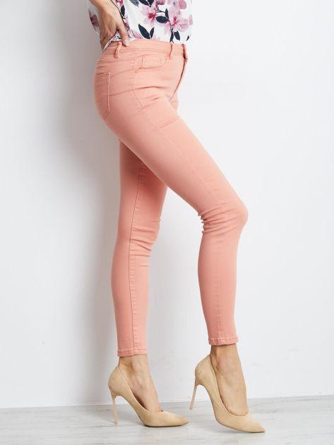 Łososiowe spodnie Meaning                              zdj.                              3