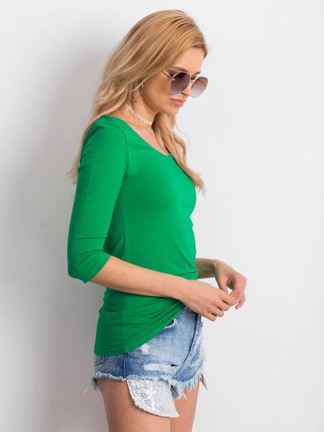 MANINA Okulary przeciwsłoneczne damskie złote szkło brązowo-liliowe dymione                              zdj.                              3