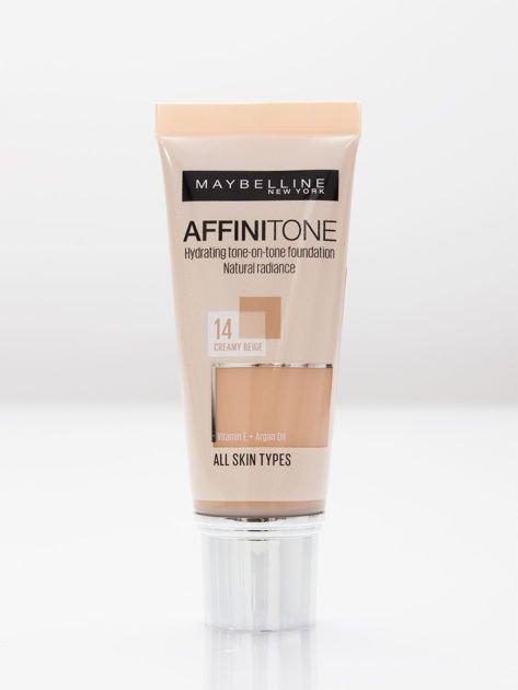 MAYBELLINE Podkład Affinitone Creamy BEIGE 14 30 ml                              zdj.                              1