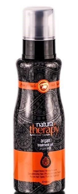 MORFOSE Natura Therapy ARGAN TREATMENT OIL Serum arganowe wygładzająco-nabłyszczające 100 ml                              zdj.                              1