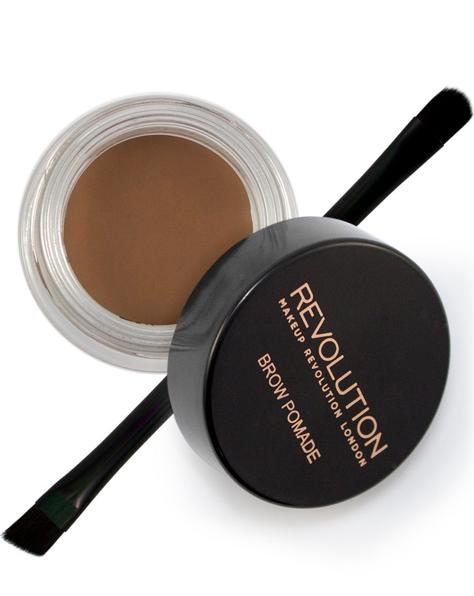 Makeup Revolution Brow Pomade Pomada do brwi Caramel Brown 2,5 g