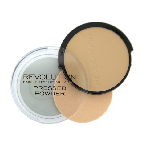 Makeup Revolution Puder prasowany Translucent 6.8g