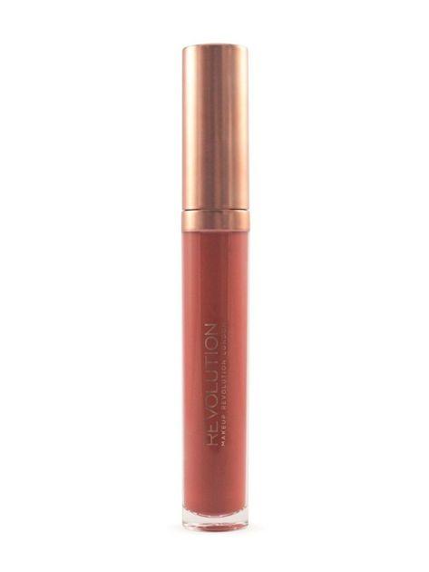 Makeup Revolution Retro Luxe Gloss Lip Kit Zestaw do ust konturówka 1g + matowa pomadka w płynie 5,5ml Regal                               zdj.                              4