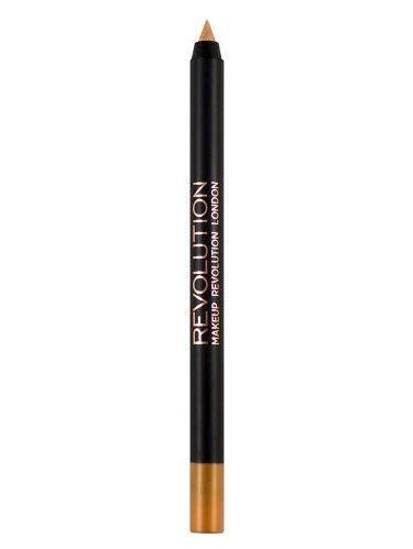 Makeup Revolution Retro Luxe Metallic Lip Kit Zestaw do ust konturówka 1g + pomadka w płynie 5,5ml Empress                               zdj.                              4