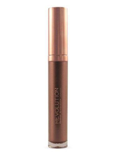 Makeup Revolution Retro Luxe Metallic Lip Kit Zestaw do ust konturówka 1g + pomadka w płynie 5,5ml We Rule                              zdj.                              2