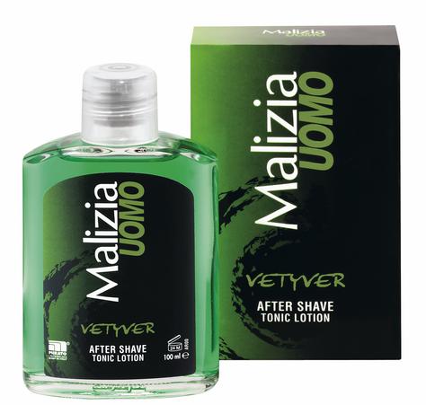 Malizia Uomo Vetyver Woda po goleniu 100 ml