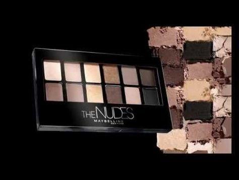 Maybelline The Nudes Eyeshadow Palette paleta 12 cieni 9,6 g                              zdj.                              2