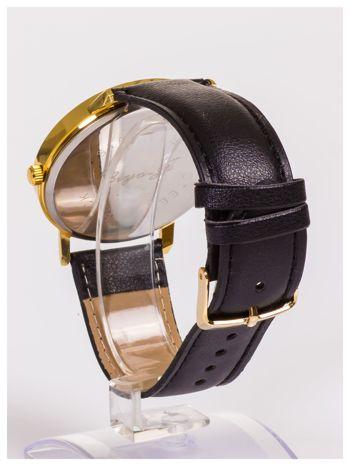 Męski złoty zegarek NEW. Doskonały na każdą okazję.                                  zdj.                                  4