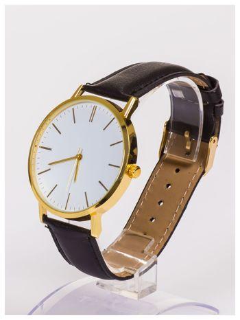 Męski złoty zegarek NEW. Doskonały na każdą okazję.                                  zdj.                                  2