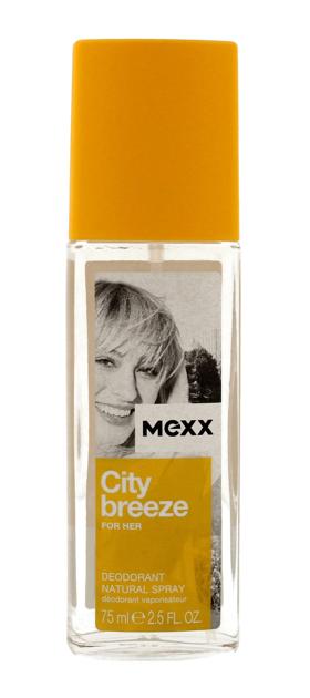 """Mexx City Breeze for Her Dezodorant 75ml atomizer"""""""