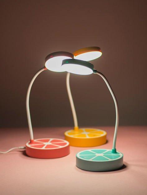 Miętowa lampka dotykowa LED na USB                              zdj.                              2