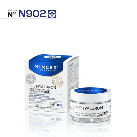 """Mincer Pharma Neo Hyaluron Krem silnie odmładzający na dzień i noc nr 902   50ml"""""""