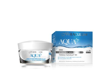 """Miraculum Aqua Plus Krem intensywnie nawilżający na dzień  50ml"""""""