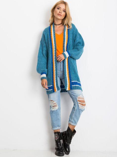 Morski sweter Lavish                              zdj.                              4