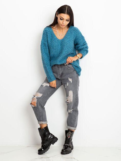 Morski sweter Lively                              zdj.                              4