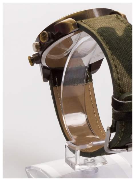 N&K Męski zegarek MORO z ozdobnym tachometrem                                   zdj.                                  2
