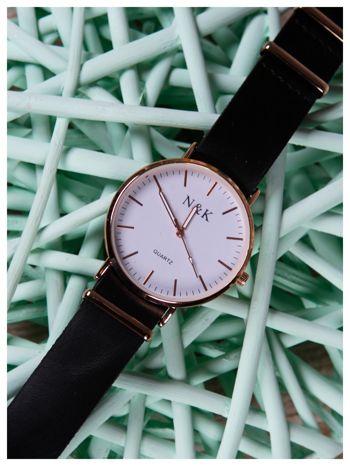 N & K klasyka piękny złoty zegarek męski                                   zdj.                                  3