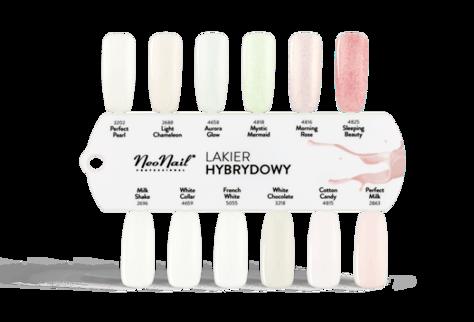 NeoNail Lakier Hybrydowy 2696 - Milk Shake 7,2 ml                              zdj.                              2
