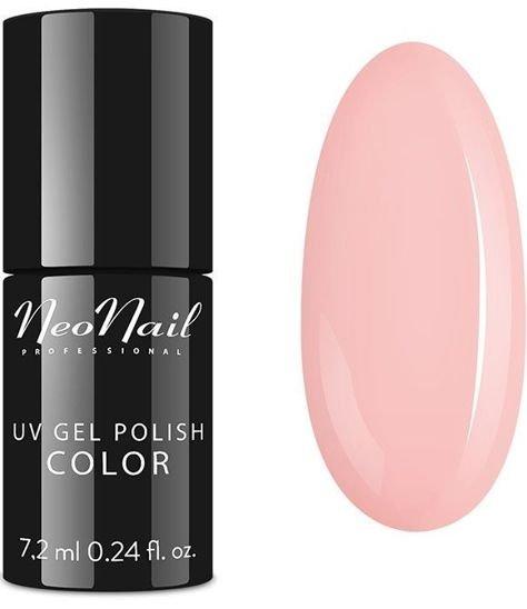 NeoNail Lakier Hybrydowy 3205 - Light Peach 7,2 ml                              zdj.                              1