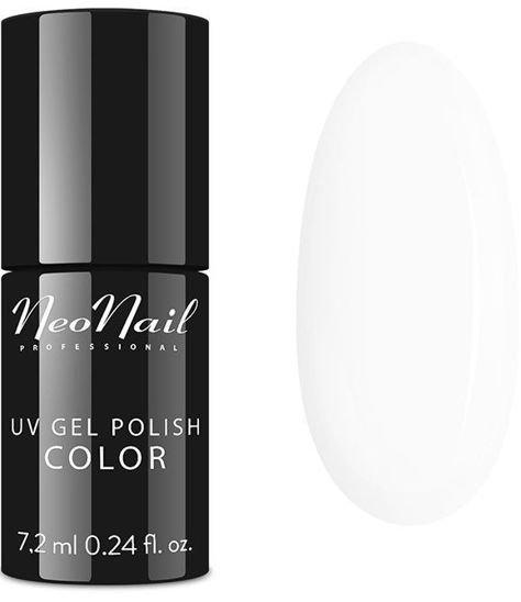 NeoNail Lakier Hybrydowy 5055 - French White 7,2 ml                              zdj.                              1