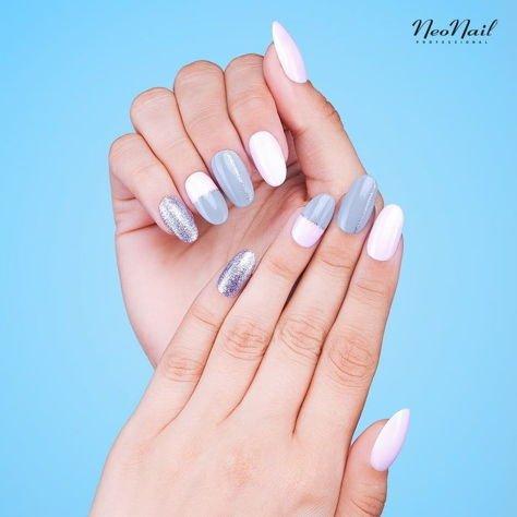 NeoNail Lakier Hybrydowy 6312 - Twinkle White 7,2 ml                               zdj.                              3