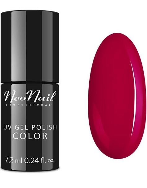 NeoNail Lakier Hybrydowy 6375 - Seductive Red 7,2 ml                               zdj.                              1